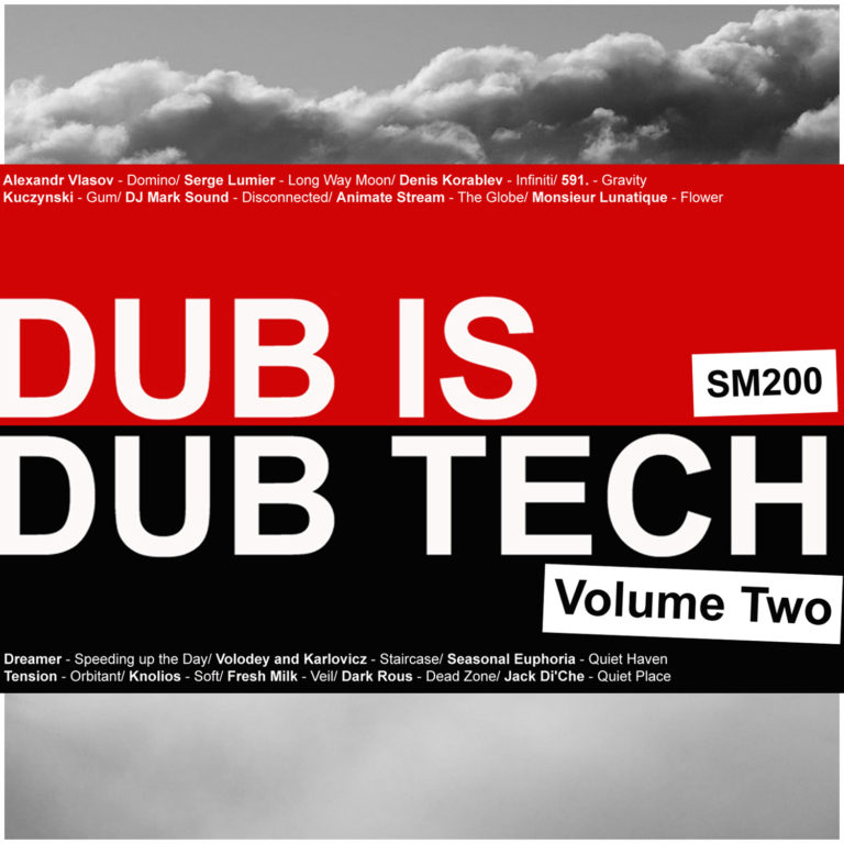 Forthcoming release: Various Artists — Dub Is Dub Tech Vol.2