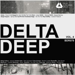 Various Artists — Delta Deep vol.4