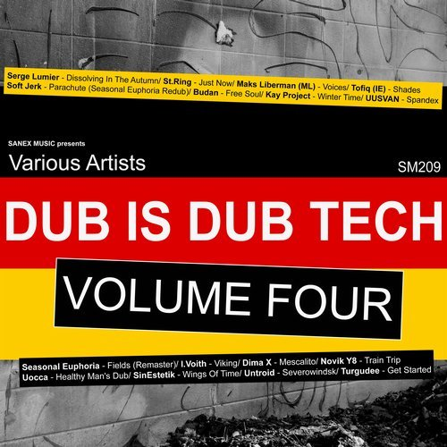 Various Artists — Dub Is Dub Tech, Vol. 4